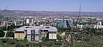 Blick auf die Innenstadt - Windhoek