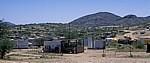Katutura: Wellblechhütten - Windhoek