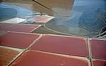 Flug über die Namib: Saline - Walvis Bay