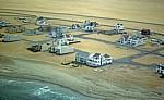 Flug über die Namib: Langstrand - Walvis Bay