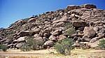 Felsformation - Twyfelfontein