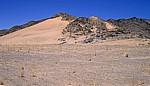 Auf dem Weg zum Skeleton Coast National Park: Düne - Erongo