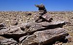 Steinpyramide -  Ai- Ais Richtersveld Transfrontier Park