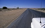 Fahrt von Keetmanshoop nach Windhoek: B1 - Karas