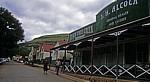 Uptown Pilgrim's: U.a. Peach Tree Creek Restaurant und J. H. Alcock  - Pilgrim's Rest