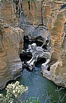 Bourke's Luck Potholes - Blyde River Canyon Nature Reserve