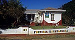 Bourke Street: Pretoria Backpackers - Pretoria
