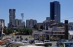 Blick auf Pretoria Central - Pretoria