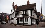 High Street Ecke Heath Mill Lane: The Old Crown - Birmingham