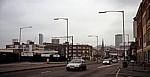 Blick von der High Street auf das Stadtzentrum - Birmingham