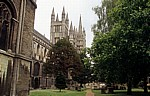 The Cathedral Church of St Peter (Kathedrale) - Peterborough