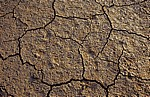 River Mersey: Ausgetrockneter Boden - Hale