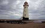 Talacre Lighthouse (Leuchtturm) - Talacre