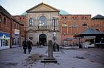 Osnabrück Square: Derby Market Hall - Derby