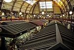 Derby Market Hall: Verkaufsstände - Derby