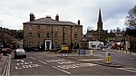 The Square: Rutland Arms Hotel - Bakewell