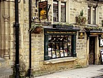 The Square: The Old Original Bakewell Pudding Shop - Bakewell
