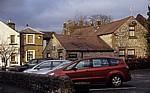 Market Street: The Peacock (Hotel mit Biergarten) - Bakewell