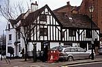 Queen Street: Ye Olde Dolphin Inn (Pub) - Derby