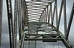 Silver Jubilee Bridge: Detail - Runcorn