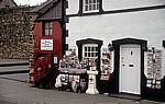 Lower Gate Street: The Smallest House In Great Britain - Conwy