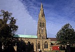 Cathedral Church of St Martin (Kathedrale) - Leicester