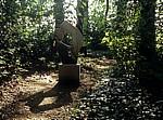 Kulturhof Westerbeck: Shona-Skulptur - Westerkappeln
