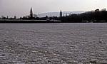 Vereister Mittellandkanal - Minden