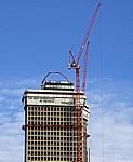 Tower 185: Baustelle - Frankfurt/Main