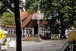 Historischer Stadtkern: Markt - Tecklenburg
