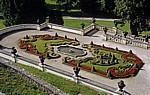 Park Linderhof: Terrassengärten - Ettal