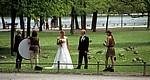 Englischer Garten: Hochzeits-Fotoshooting  - München
