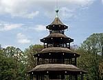 Englischer Garten: Chinesischer Turm - München