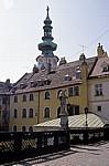 Altstadt: Michalská brána (Michaelertor) - Bratislava