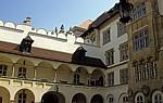 Stará radnica (Altes Rathaus): Innenhof - Bratislava