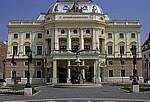 Slovenské národné divadlo (Slowakisches Nationaltheater) - Bratislava