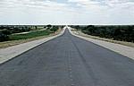 Straße Rundu - Grootfontein - Kavango