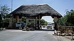 Andersson Gate (Tor) - Etosha Nationalpark