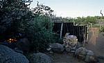 Hobatere Camping: Sanitärbereich - Kaokoveld