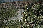 Kunene unterhalb der Ruacanafälle - Ruacana