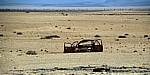 Namib: Altes Autowrack - Erongo
