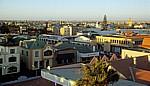 Blick vom Turm des Woermann-Hauses nach Nordosten - Swakopmund