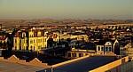 Blick vom Turm des Woermann-Hauses nach Südosten - Swakopmund