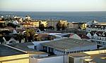 Blick vom Turm des Woermann-Hauses nach Süden - Swakopmund