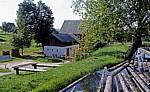 Erzgebirgisches Freilichtmuseum Seiffen: Flößerwohnhaus - Seiffen