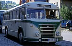 Historischer Omnibus - Seiffen