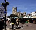 Market Square  - Cambridge