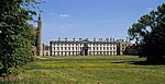 King's College: Gibbs Building  - Cambridge