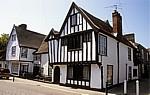 Whiting Street: Fachwerkhaus - Bury St Edmunds