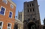 The Norman Tower (Turm) - Bury St Edmunds